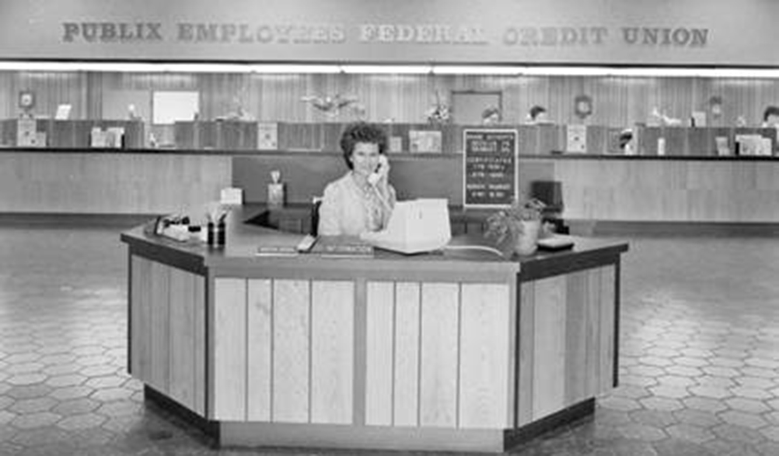 PEFCU History: A Look Back in Time