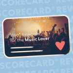 PEFCU VISA ScoreCard Reward points for music