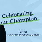 Erika SVP Chief Experience Office
