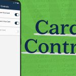 Card Control on pefcu mobile banking app