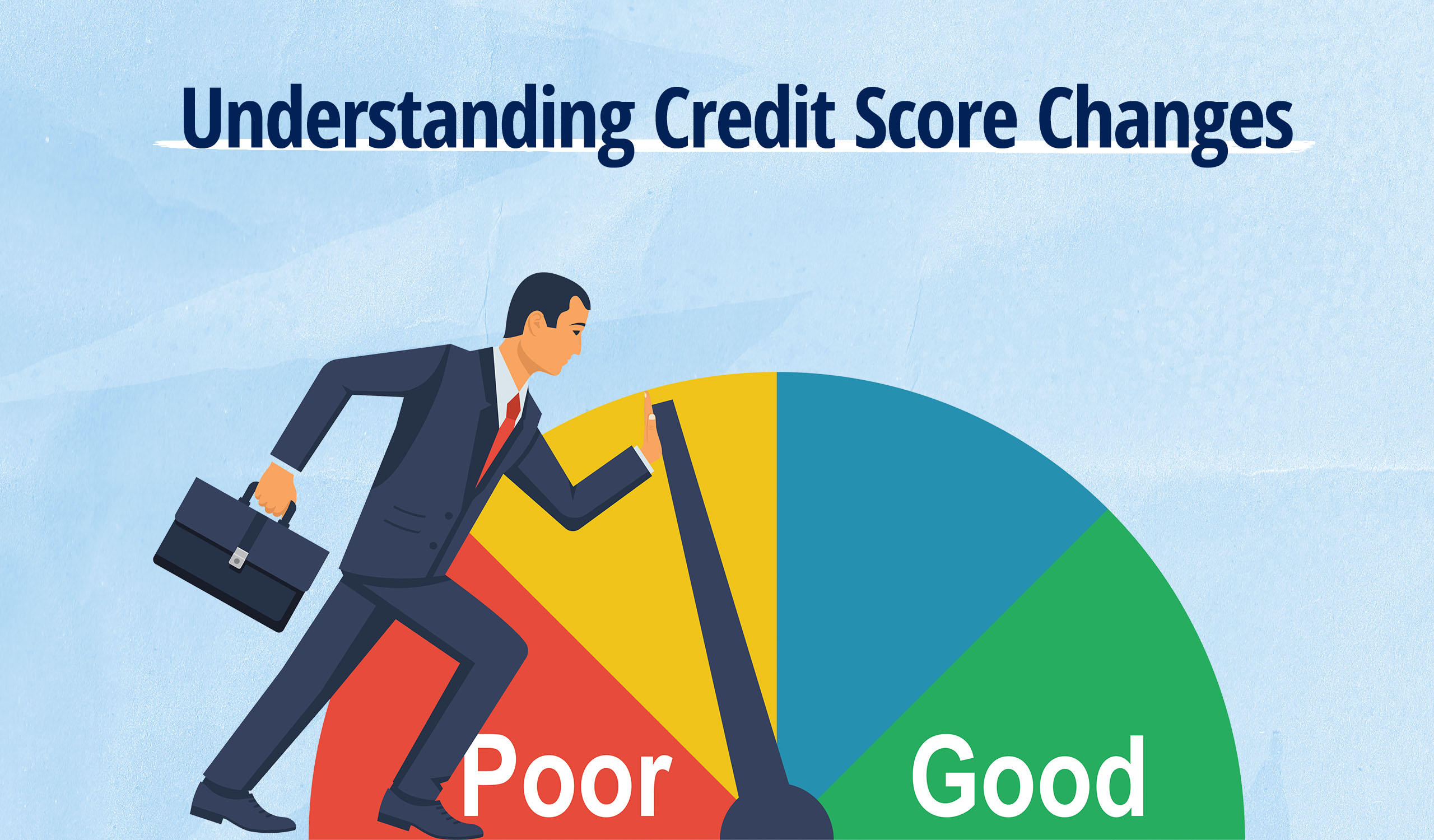 4 Reasons Your Credit Score Changed